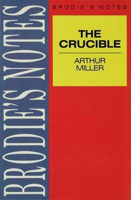 Miller: The Crucible image