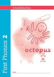 First Phonics Book 2 by Anne Evans image