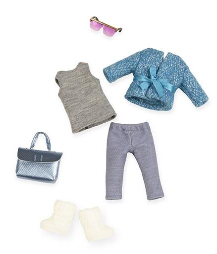 "Lori: 6"" Doll Ferociously Fuzzy Outfit"