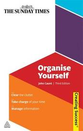Organise Yourself by John Caunt image