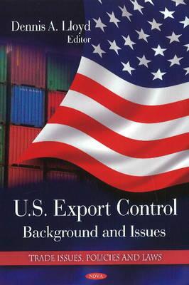 U.S. Export Control