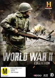 World War II Collection on DVD