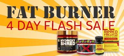 Fat Burner Flash Sale