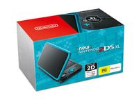New Nintendo 2DS XL - Black/Turquoise for Nintendo 3DS