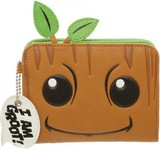 Guardians of the Galaxy - Groot Zip Wallet