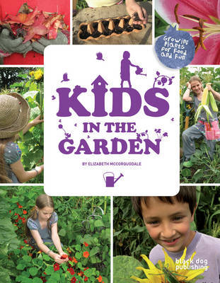 Kids in the Garden by Elizabeth McCorquodale image