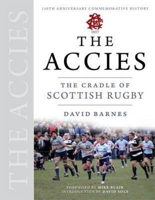 The Accies by David Barnes