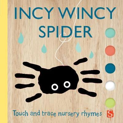 Incy Wincy Spider by Emily Bannister image