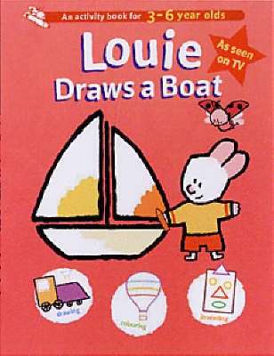 Louie Draws a Boat by Yves Got image