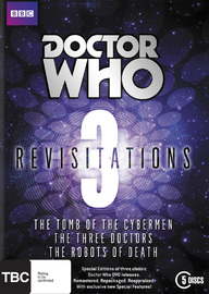 Doctor Who: Revisitations 3 on DVD