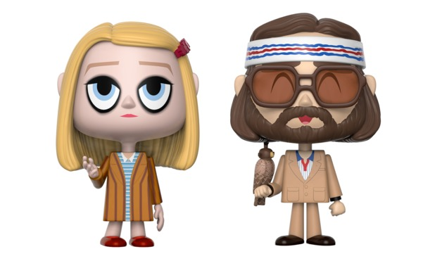 Richie + Margot - Vynl. Figure 2-Pack