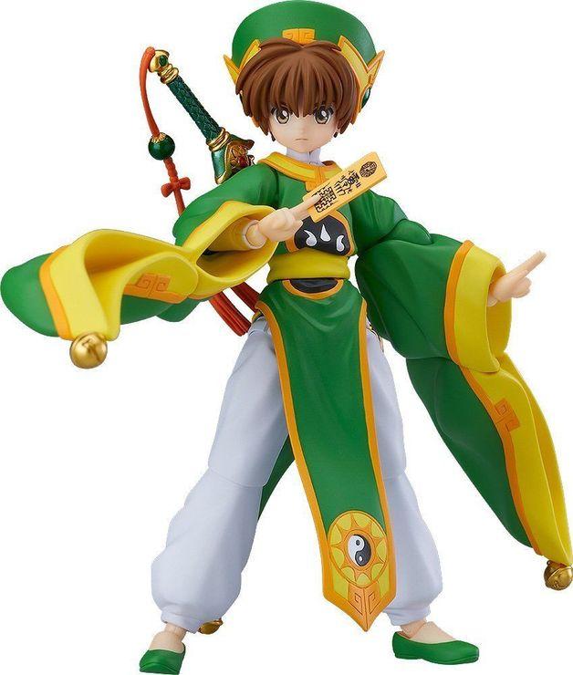 Figma: Card Captor Sakura: Syaoran Li - Action Figure