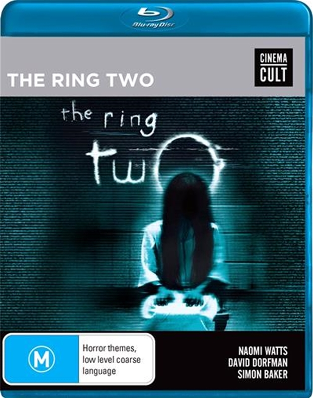 The Ring Two on Blu-ray