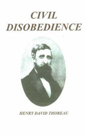 Civil Disobedience by Henry David Thoreau image
