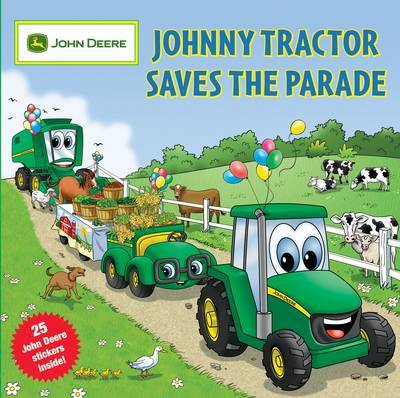 Johnny Tractor Saves the Parade image