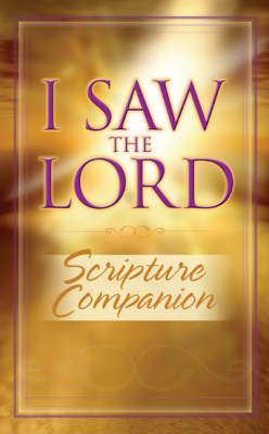 I Saw the Lord Scripture Companion Lifeway by Zondervan Publishing image