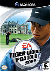 Tiger Woods 2003 for GameCube