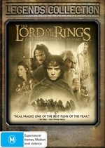 Lord Of The Rings, The - The Fellowship Of The Ring (Legends Collection) (2 Disc Set)  on DVD