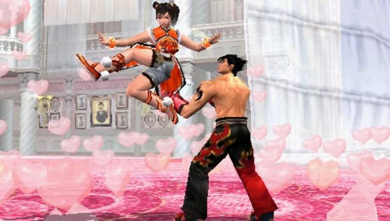Tekken: Dark Resurrection (Essentials) for PSP image