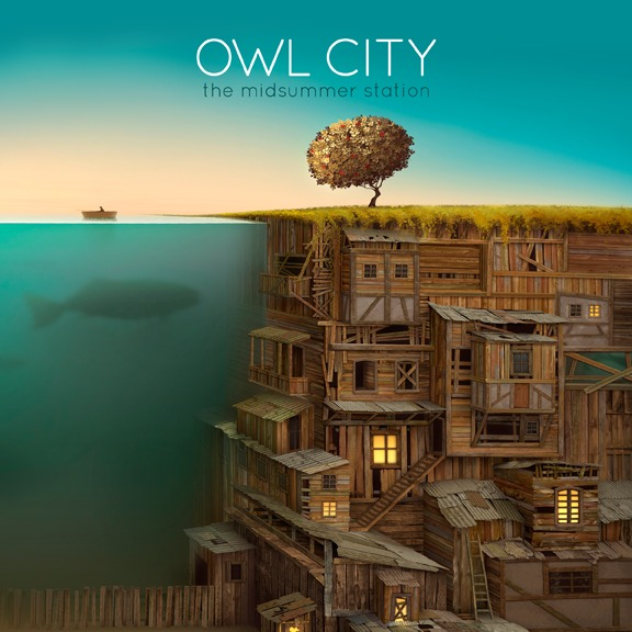 The Midsummer Station by Owl City image