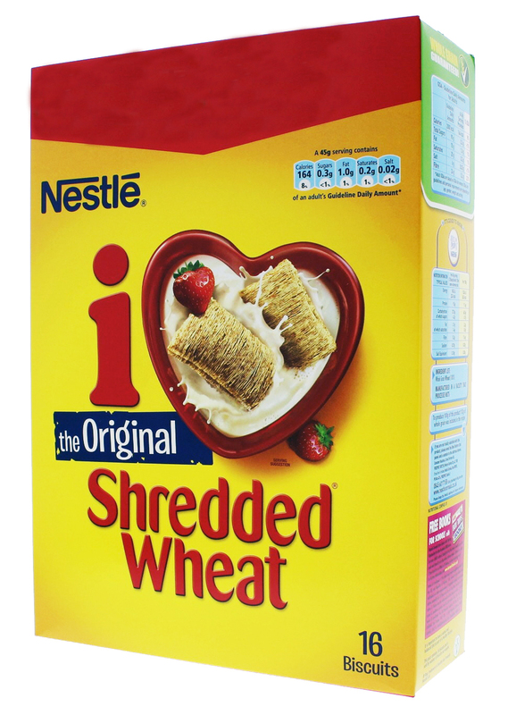 Nestlé Shredded Wheat 360g