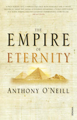 The Empire Of Eternity by Anthony O'Neill