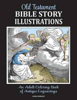 Old Testament Bible Story Illustrations by Linda Wright