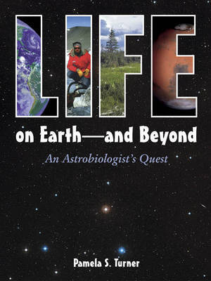 Life On Earth - And Beyond by Pamela S Turner image