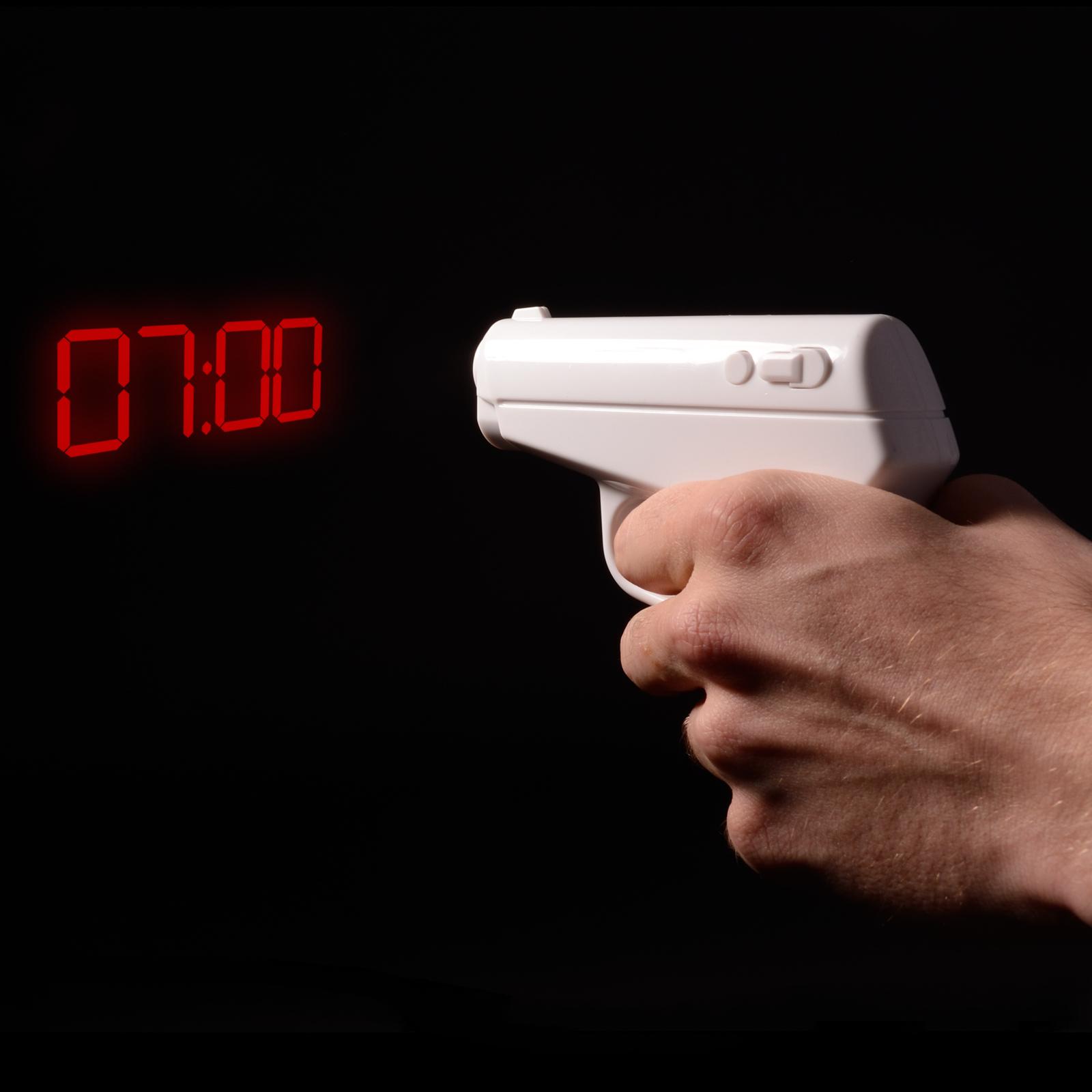 Thumbs Up! Secret Agent Alarm Clock image