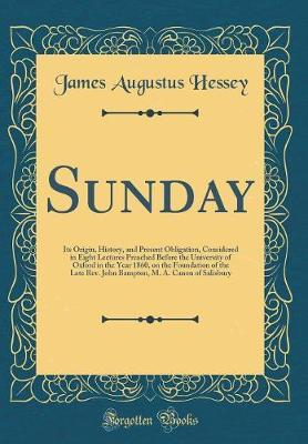 Sunday by James Augustus Hessey