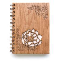 Cardtorial: Peonies Journal
