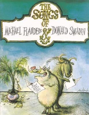 Songs Of Flanders And Swann by Michael Flanders image