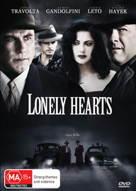 Lonely Hearts on DVD image