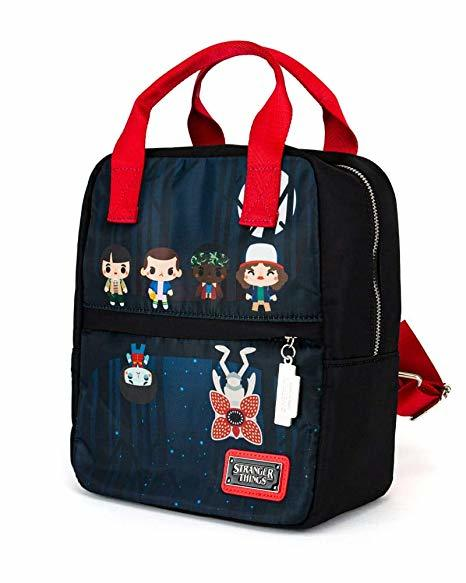 Loungefly: Stranger Things - Upside Down Chibi Mini Backpack