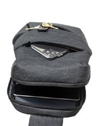 Fitkicks: Latitude Sling Bag - Black image