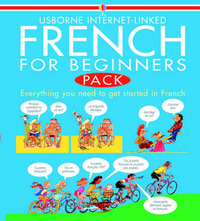 French for Beginners by Angela Wilkes image