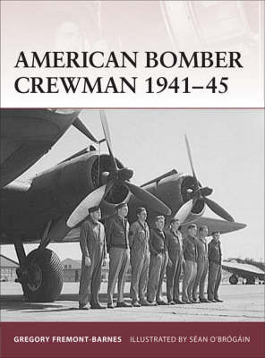 American Bomber Crewman 1941-45 by Gregory Fremont-Barnes image