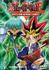 Yu-Gi-Oh! - Volume 2 - Into the Hornet's Nest on DVD
