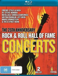 Rock & Roll Hall Of Fame 2 (2 Disc Set) DVD