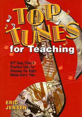 Top Tunes for Teaching by Eric P Jensen image