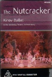 Nutcracker, The - The Kirov Ballet on DVD