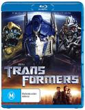 Transformers on Blu-ray