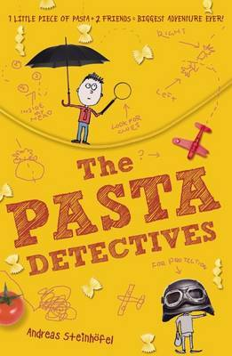 The Pasta Detectives by Andreas Steinhofel image