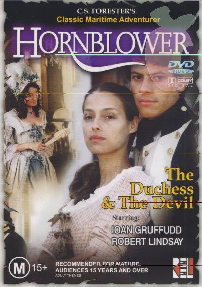 Hornblower - The Duchess & The Devil on DVD
