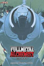 Fullmetal Alchemist (3-in-1 Edition), Vol. 7 by Hiromu Arakawa