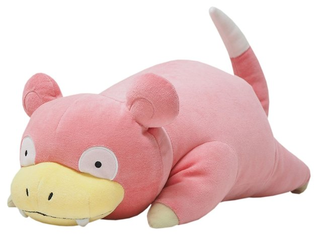 Pokemon: Mochi-Fuwa Cushion (Slowpoke)