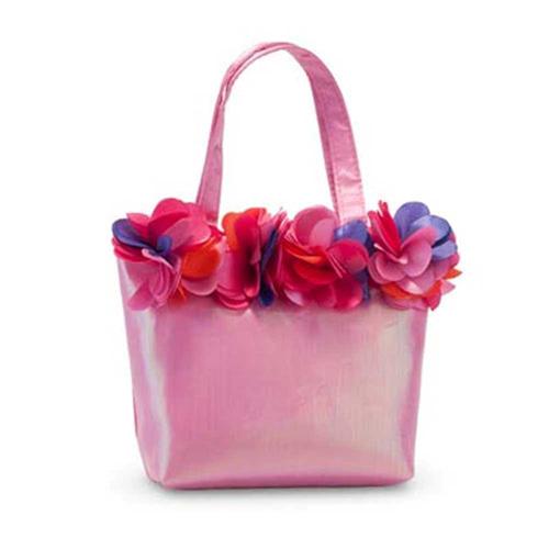 Pink Poppy: Forever A Princess Handbag - Hot Pink image