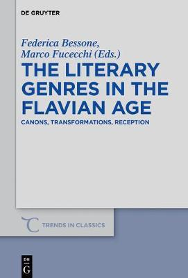 The Literary Genres in the Flavian Age image