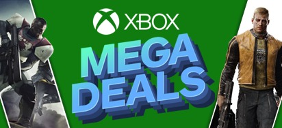 Xbox One Mega Deals!