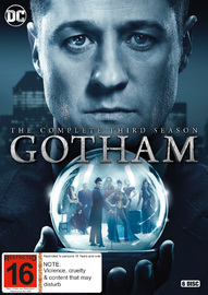 Gotham - The Complete Third Season on DVD